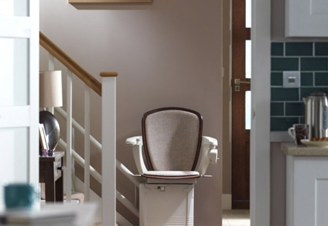 Combien coûte l'installation d'un monte-escalier