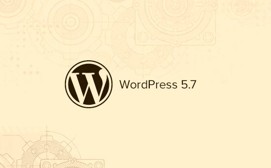 Les nouvelles fonctionnalités de WordPress 5.7 et les bugs éventuels de cette mise à jour